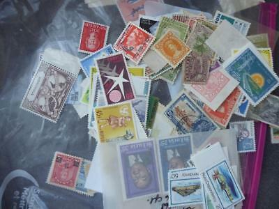 Lovely Worldwide Mint & Used Stamp Accumulation - No Reserve!
