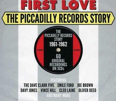 VA - First Love - The Piccadilly Records Story 3CD CD NEU OVP