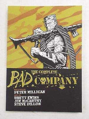 BAD COMPANY: THE COMPLETE BAD COMPANY Graphic Novel PETER MILLIGAN 2000AD - A14