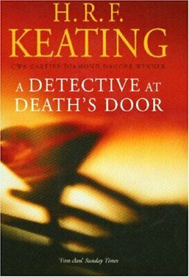 A Detective at Death's Door by Keating, H. R. F. Hardback Book The Cheap Fast