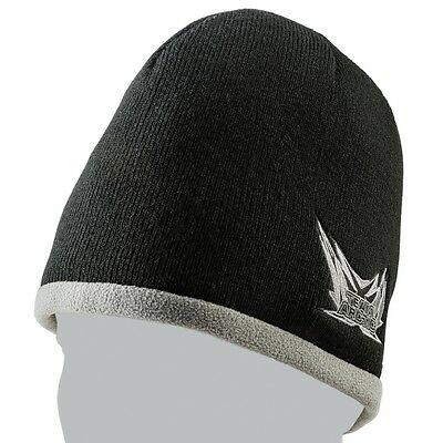 Arctic Cat Team Arctic Embroidered Flag Fleece lined Beanie - Black - 5273-075