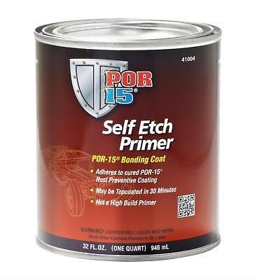 POR-15 Self Etching Primer Flat Gray 15 oz. Each 41018