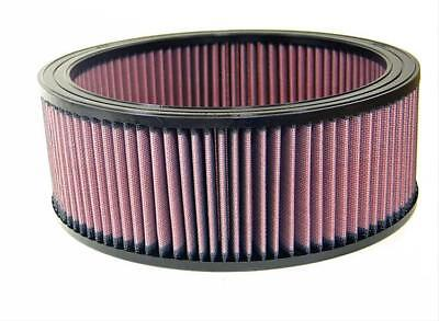 K/&N Washable Lifetime Performance Air Filter Oval E-3341 *