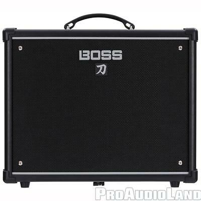 Boss Katana 1x12 Guitar Combo Amplifer 50W FREE Shipping NEW