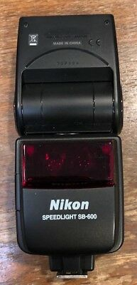 Nikon Speedlight SB-500 flash great condition Free Shipping