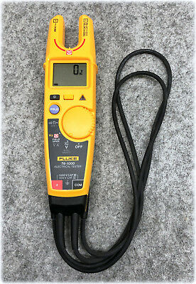 Fluke T6-1000 Cat III Cat IV Clamp Meter Electrical Tester with FieldSense