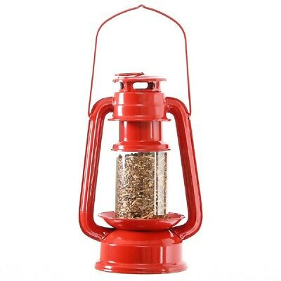 G1038: Vogelfutterlaterne, Bird Seed House, Feeding Station, Feed Silo