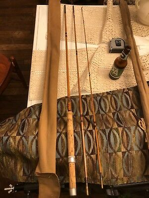 Vintage Fly Rod - The Trossach Co, Scotland 9.6'