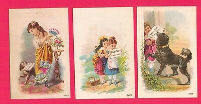 Edwin C. Burt Fine Shoes at A.R.Morgan Woodward Ave. Detroit MI 1879 Trade Cards