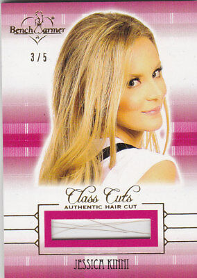 2018 Benchwarmer Hot For Teacher Jessica Kinni Class Cuts Hair Cut Card /5