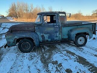 1956 Ford Other Pickups  1956 FORD PICKUP F - 1 SHORT BOX HALF TON
