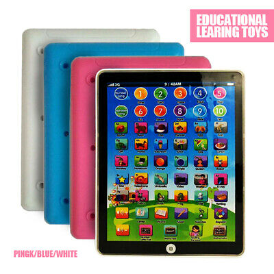 Tablet Pad Computer For Kid Children Learning English Educational Teaching Toys
