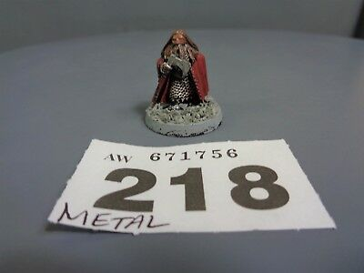 Warhammer Middle Earth  Lord of the Rings Metal Dwarf King 218