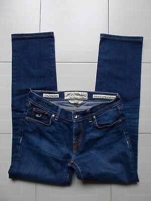 JACOB COHEN TAILORED JEANS J711-S (made in Italy) Women's Jeans Donna Tg 31