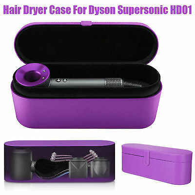 Hair Dryer Case Storage Leather Cover Organiser Box For Dyson Supersonic New