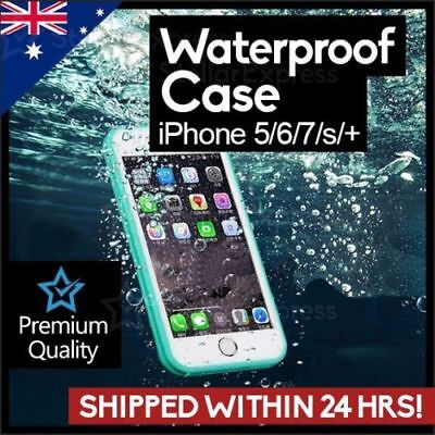 Waterproof Shockproof Heavy Duty Case Cover for iPhone 5/6/7/8/+/S