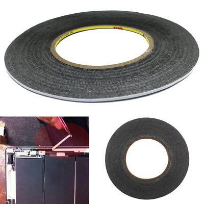 2mm Double Sided Tape Adhesive Sticky Rubberized Mobile Phone LCD Screen 50m