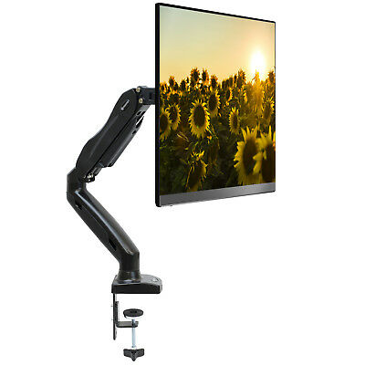 """OPEN BOX - Full Motion LCD Monitor Arm Desk Mount for Screens up to 27"""""""