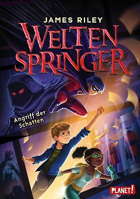 Weltenspringer 03, James Riley