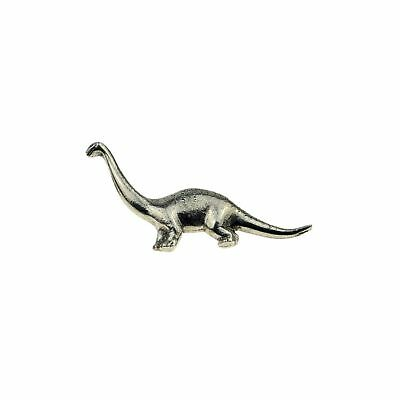 Diplodocus Pewter Lapel Pin Badge/Brooch Dinosaur Bronotosaurus Gift BNWT/NEW