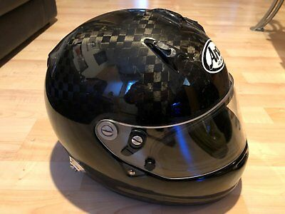 Arai GP-6RC Helm Helmet Casque Carbon Automobilsport-Helm FIA 8860-2010 F1 Helm