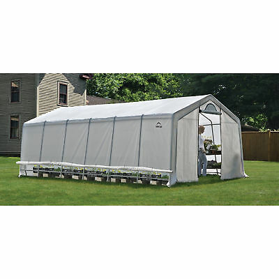 ShelterLogic GrowIT 12 Ft. W x 24 Ft. D Greenhouse