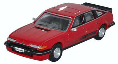 Bnib Oo Gauge Oxford 1:76 76Sdv001 Rover Sd1 3500 Targa Red Car