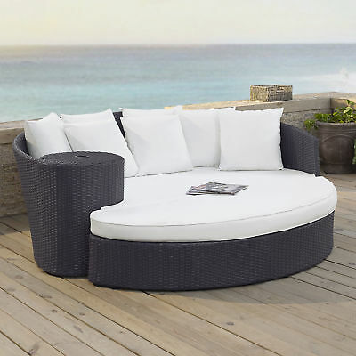 Highland Dunes Dinah Daybed with Cushions
