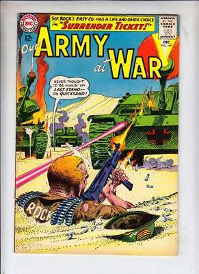 Our Army at War # 149 strict VF/NM  Sgt. Rock and Easy Co. 50% Off Sale Ending