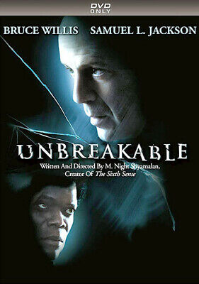 Unbreakable [New DVD] Ac-3/Dolby Digital, Dolby, Digital Theater System, Dubbe