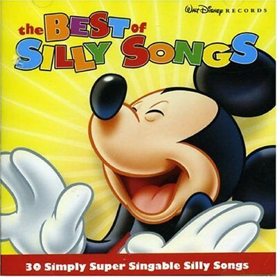 Disney Compilation - The Best Of Silly Songs - Disney Compilation CD 0WVG The