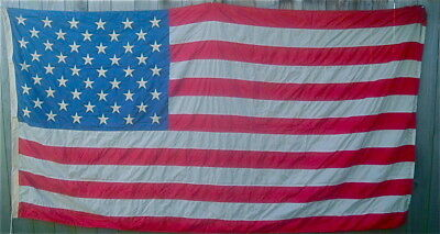US Navy Issue Ships Flag  5' x 9' Original National Ensign