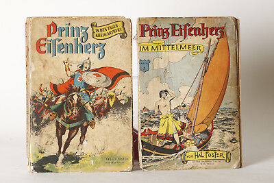 Prince Ironheart in the Tagen King Artus '53 / Mediterranean '55, Foster (88042)