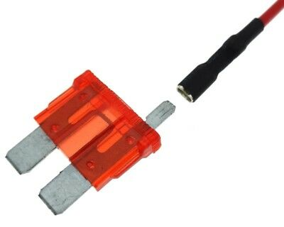Tap Fuse 10A Car Vehicle Truck Power Dieb Cable Adapter