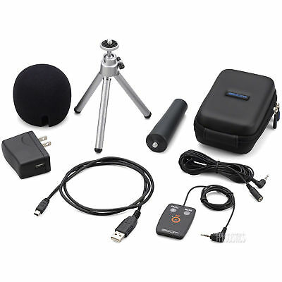 Zoom APH-2n H2n Handy Recorder Accessory Pack Tripod Case Windscreen Remote NEW