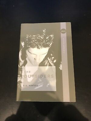 The Outsiders by S. E. Hinton (1988, Paperback)