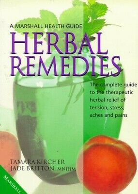 Herbal Remedies (Marshall Health Guides) by Linkner, Edward J. Paperback Book