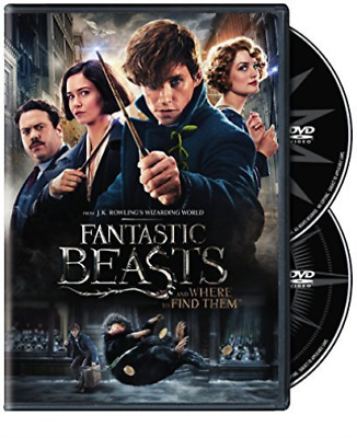 Fantastic Beasts & Where To...-Fantastic Beasts & Where To Find Them / ( Dvd New