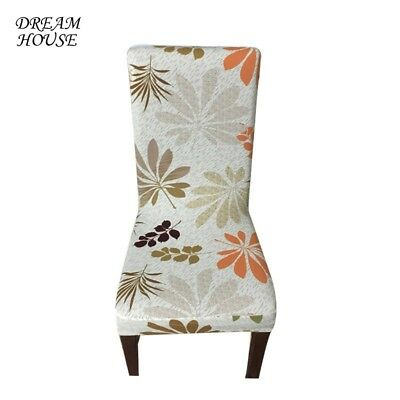 Spandex Chair Cover Dining Room Seat Cover New Banquet Party Slipcover Stretch