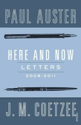 Paul Auster / Here and Now9780099584223