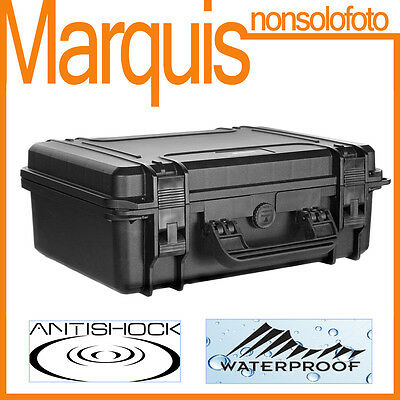 Valise Antichoc MOYENNE Elephant Cas photo Marquis code 30B051 waterproof