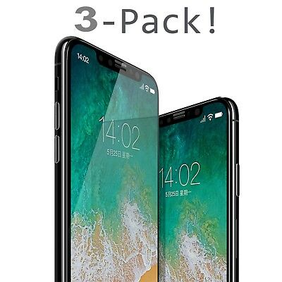 Per iPhone XS / XS MAX / XR Screen Protector temperato vetro Protector