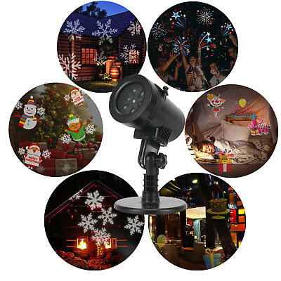 Christmas Projector Light Laser Fairy Lights Projection For Christmas Halloween