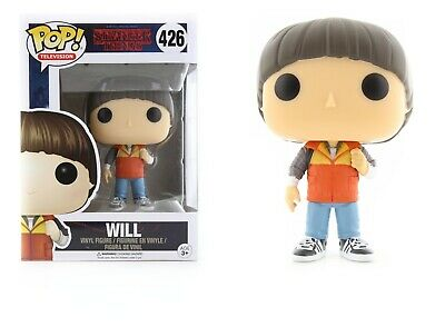 Funko Pop Television: Stranger Things - Will Vinyl Figure Item #13325
