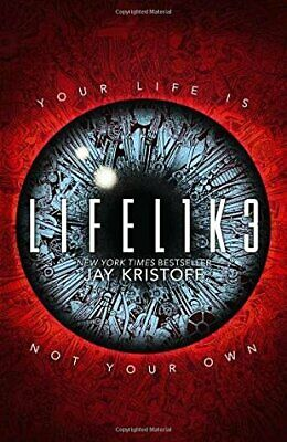 LIFEL1K3 (Lifelike, Book 1) by Kristoff, Jay Book The Cheap Fast Free Post