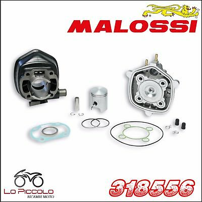318556 MALOSSI Gruppe Ø thermische 40 in Gusseisen Benelli-491 SPORT 50 2T LC