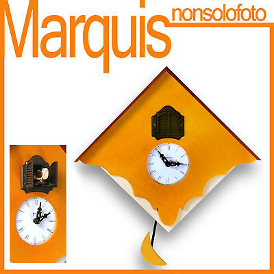 WATCH CUCKOO CLOCKS' art. 103 dis. Pirondini Time Marquis
