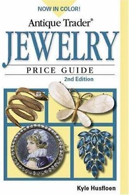 Antique Trader JEWELRY Price Guide *Costume* *NEVER USED & FREE SHIPPING