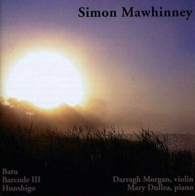 Music of Simon Mawhinney -  CD 5YVG The Fast Free Shipping
