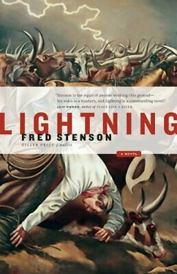 Lightning by Stenson, Fred Book The Cheap Fast Free Post
